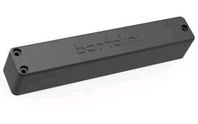 Bartolini 100G66J B1 Soapbar Bass Pickup Split-Coil 6-StringNeck