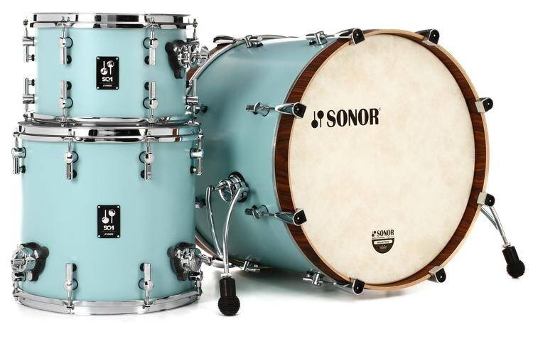 Sonor SQ1 322 Set NM CRB – Cruiser Blue : photo 1