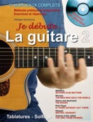 Je Débute… la Guitare 2 / Philippe Heuvelinne / Hit Diffusion