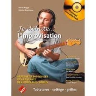 Je Débute l'Improvisation /  / Hit Diffusion