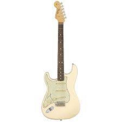 Fender American Original '60s Stratocaster Left-Handed Rosewood Fingerboard Olympic White