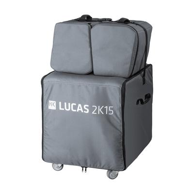 HK Audio Roller Bag Pour Lucas 2K15