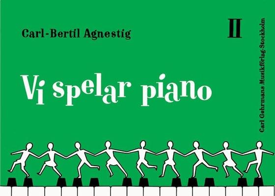 Vi spelar piano 2 / Agnestig Carl-Bertil / Gehrmans