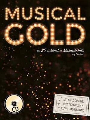 Musical Gold – Die 20 schönsten Musical-Hits auf Deutsch /  / Bosworth