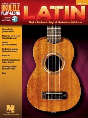 UKULELE PLAY-ALONG VOLUME 37: LATIN /  / Hal Leonard