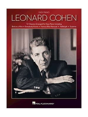 Cohen Leonard For Easy Piano /  / Hal Leonard