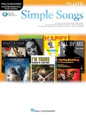 SIMPLE SONGS: FLUTE /  / Hal Leonard