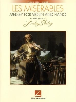 Les Misérables Medley for Violin and PianoAs Performed by Lindsey Stirling / Lindsey Stirling / Hal Leonard