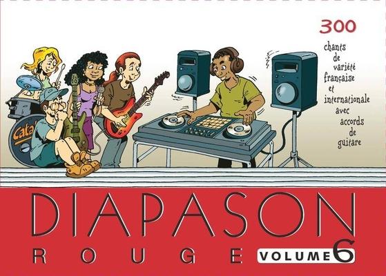 Diapason rouge Vol. 6 /  / Presses d'Ile-de-France
