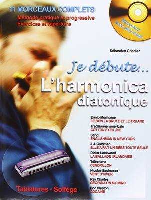 Je Débute l'Harmonica Diatonique /  / Hit Music