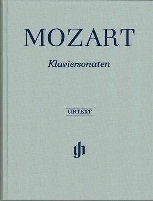 Mozart KlaviersonatenComplete Piano Sonatas / Wolfgang Amadeus Mozart / Henle Verlag
