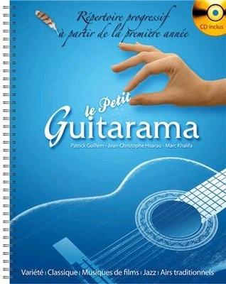 Rama / Le Petit Guitarama + CD / M.Khalifa / Hit Diffusion