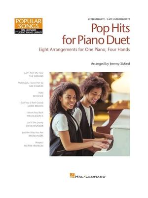 Pop Hits For Piano Duet : Popular Songs Series /  / Hal Leonard