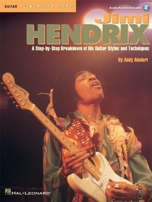 Jimi Hendrix Signature Licks /  / Hal Leonard