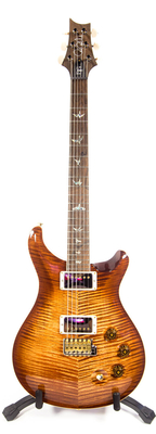 PRS Paul Reed Smith Wood Library – DGT – 10 Top Copperhead Stained Flame Maple Neck Ziricote Fingerboard Hybrid Hardware