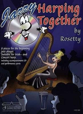Jazz Harping Together / Rosetty / XYZ Uitgeverij
