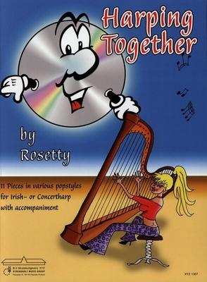 Harping Together / Rosetty / XYZ Uitgeverij