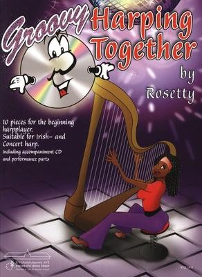 Groovy Harping Together / Rosetty / XYZ Uitgeverij