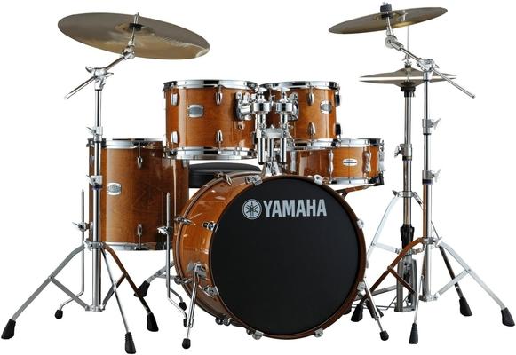 Yamaha Percussions SBP0F5HA7 Stage Custom Birch + Hardware