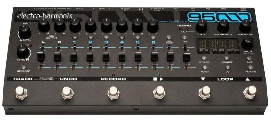 Electro-Harmonix 95000 Performance Loop Laboratory, 9.6DC-500 PSU included