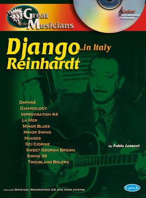 Great Musicians / Django Reinhardt in Italy – Great Musicians Series / Django Reinhardt / Carisch