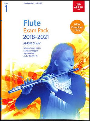 Flute Exam Pieces Grade 1 2018-2021 / Denley, Ian (Editor) / ABRSM Publishing