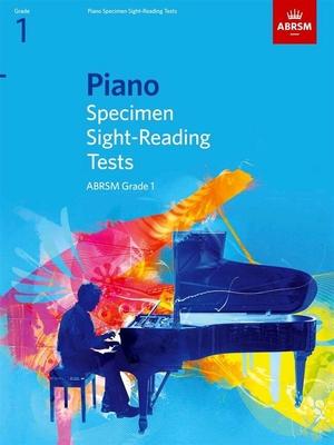 Piano Specimen Sight-Reading Tests, Grade 1 /  / ABRSM Publishing