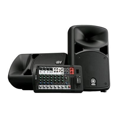 Yamaha ProAudio Stagepas 600BT