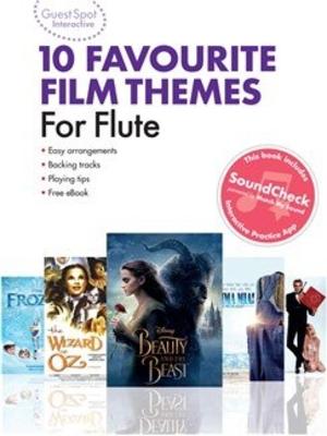 Guest Spot Interactive 10 favourite Film theme for Flute /  / Wise Publications