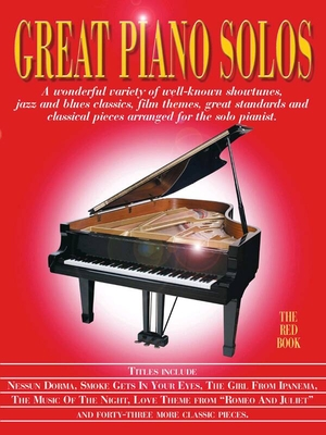 Great piano solos / Great Piano Solos, The Red Book /  / Wise Publications