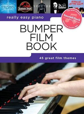 Really Easy Piano Bumper Film Book /  / Hal Leonard