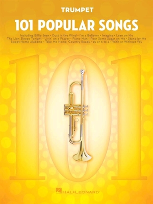 101 Songs / 101 Popular Songs for Trumpet /  / Hal Leonard