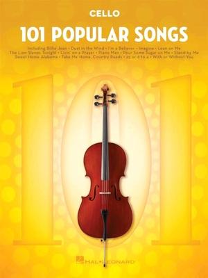 101 Songs / 101 Popular Songs for Cello /  / Hal Leonard