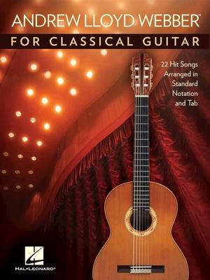 Andrew Lloyd Webber for Classical Guitar /  / Hal Leonard