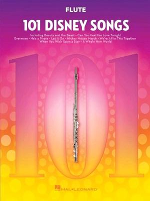 Walt Disney / 101 Disney Songs Flute /  / Hal Leonard