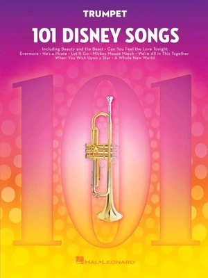 101 Disney Songs Trumpet /  / Hal Leonard