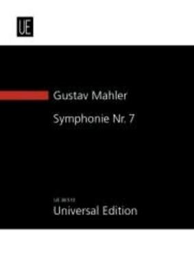 Symphonie Nr 7 / Mahler Gustav / Universal Edition