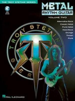 Metal rythm guitar vol. 2 /  / Hal Leonard