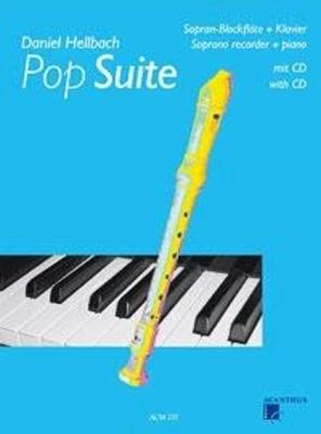 Pop Suite Flûte Avec CD /  / Hal Leonard