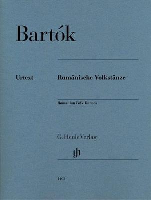 Danses Roumaines / Bela Bartok / Henle