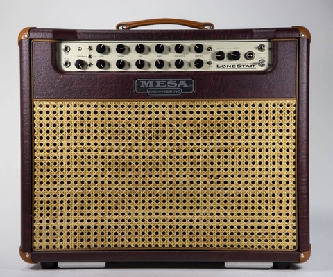 Mesa Boogie Lone Star 112 Combo Wine WikerGrill