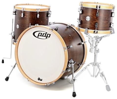 PDP Concept Classic Wood Hoop Set 13 / 16 / 24 Ebony