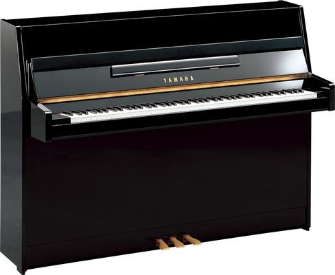 Yamaha Pianos Silent B1 SC2 PE Silent noir brillant 109 cm
