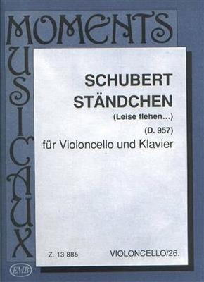 Ständchen  / Schubert Franz / EMB Editions Musica Budapest
