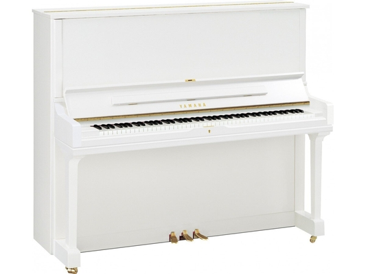 Yamaha Pianos Transacoustic YUS3 TA2 PWH TransAcoustic Blanc poli-brillant 131 cm