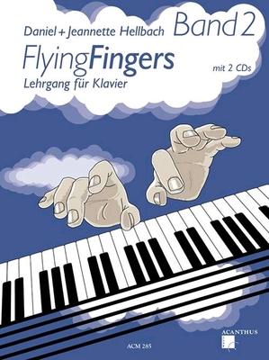 Flying Fingers Band 2 / Hellbach Daniel / Acanthus