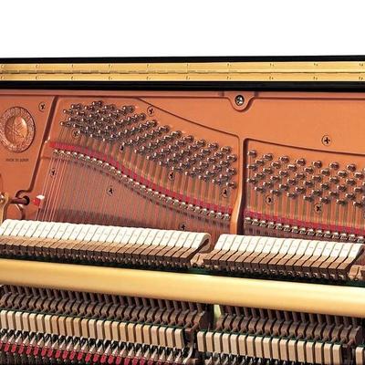 Yamaha Pianos Silent SU7 Silent SH2 Noir poli-brillant 131 cm
