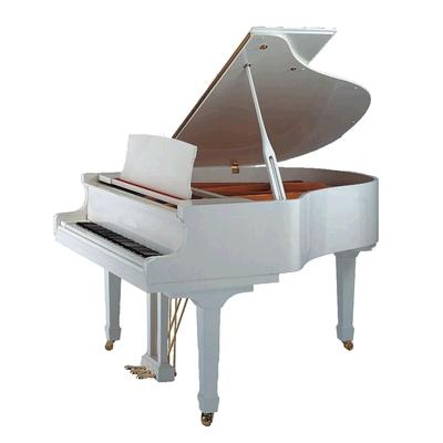 Yamaha Pianos Silent GC1 SH2 PWH blanc poli-brillant 161 cm