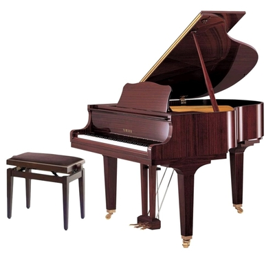 Yamaha Pianos Silent GC1 SH2 PM Acajou poli-brillant 161 cm