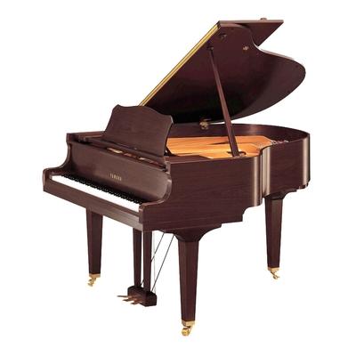 Yamaha Pianos Silent GC1 SH2 SAW Noyer américain poli-brillant 161 cm